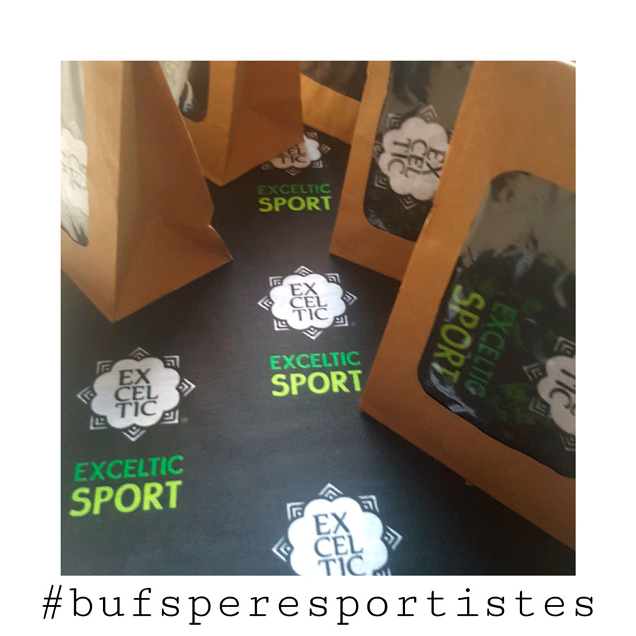 Buff per esportistes