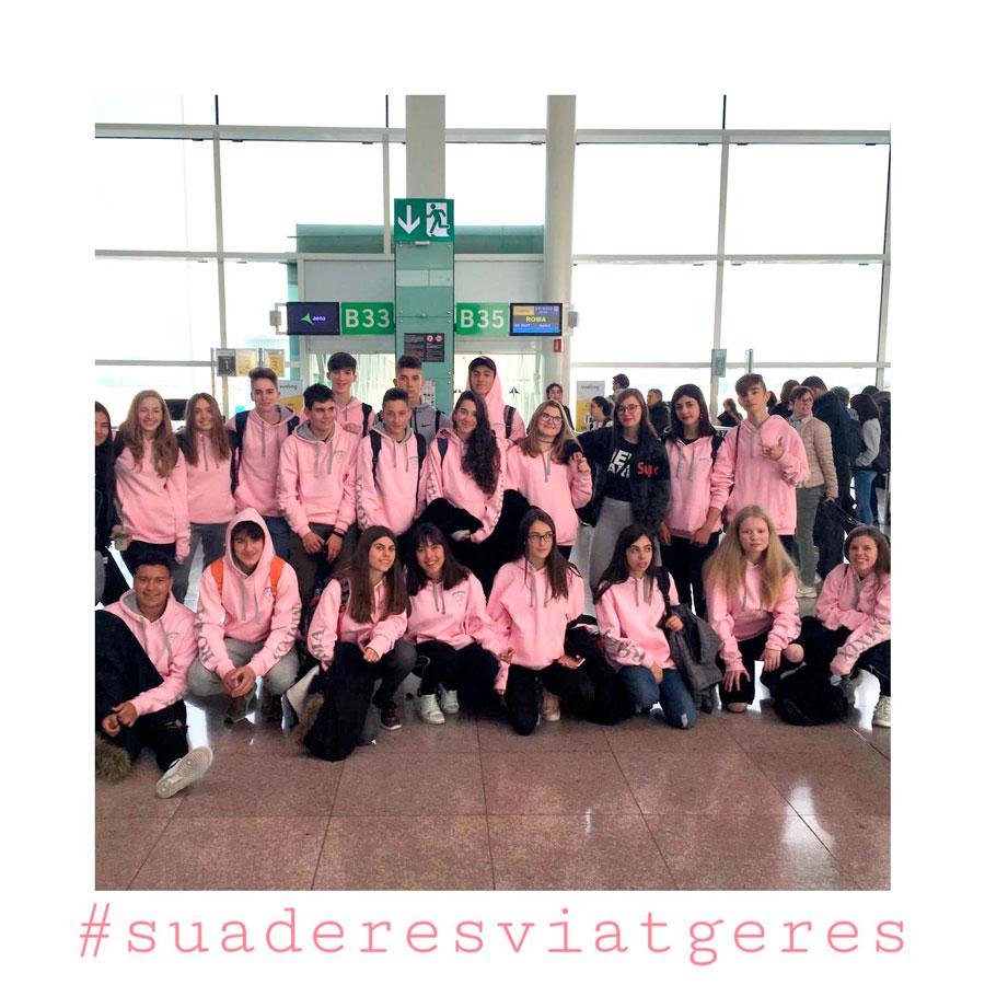 Viatges d'estudiants