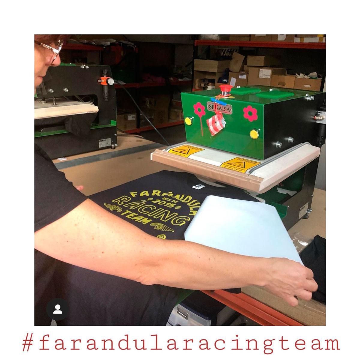 Samarretes Faràndula Racing Team