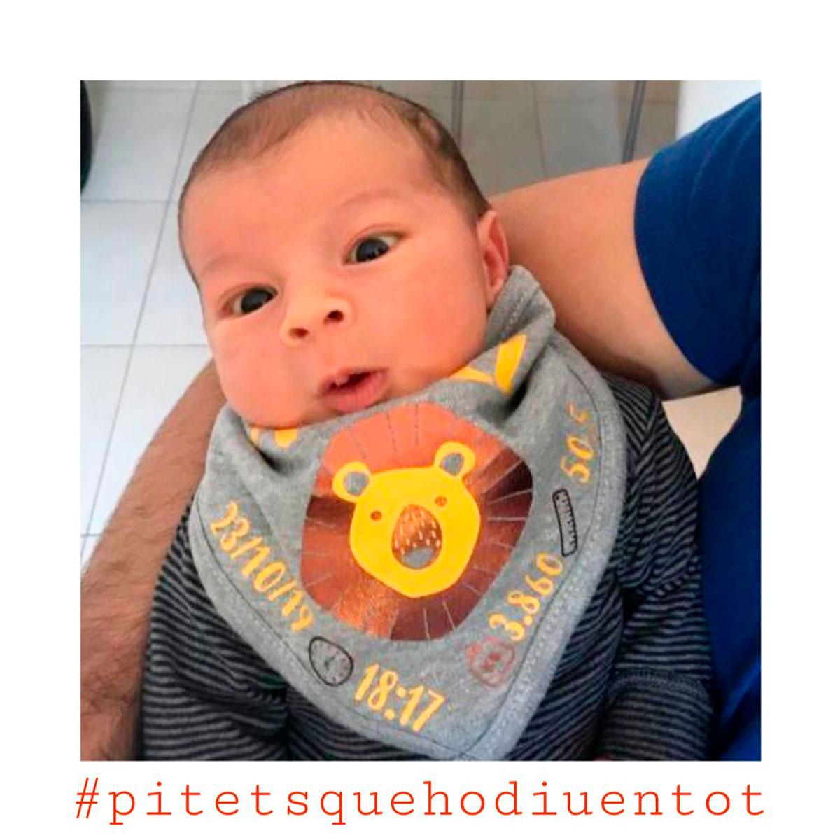 Pitets personalitzats per a nadons